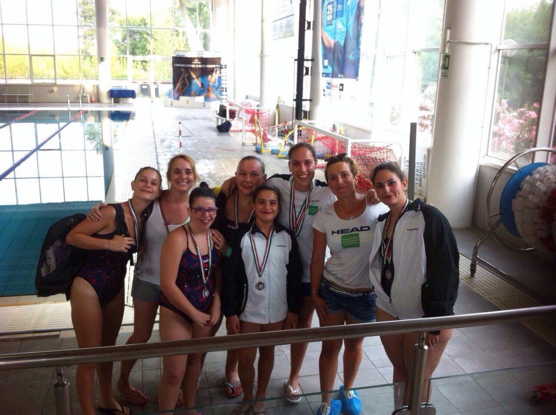 a202a222ca1e Campionato italiano Confsport Nuoto Sincronizzato A2 - babelsport
