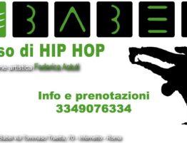 Corso Hip Hop